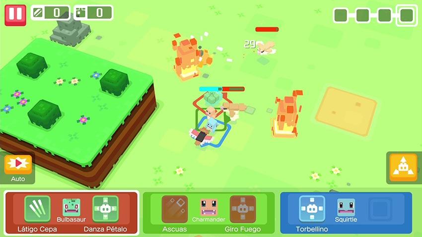 Nintendo lanza Pokémon Quest, un RPG de acción gratuito ya disponible para Switch