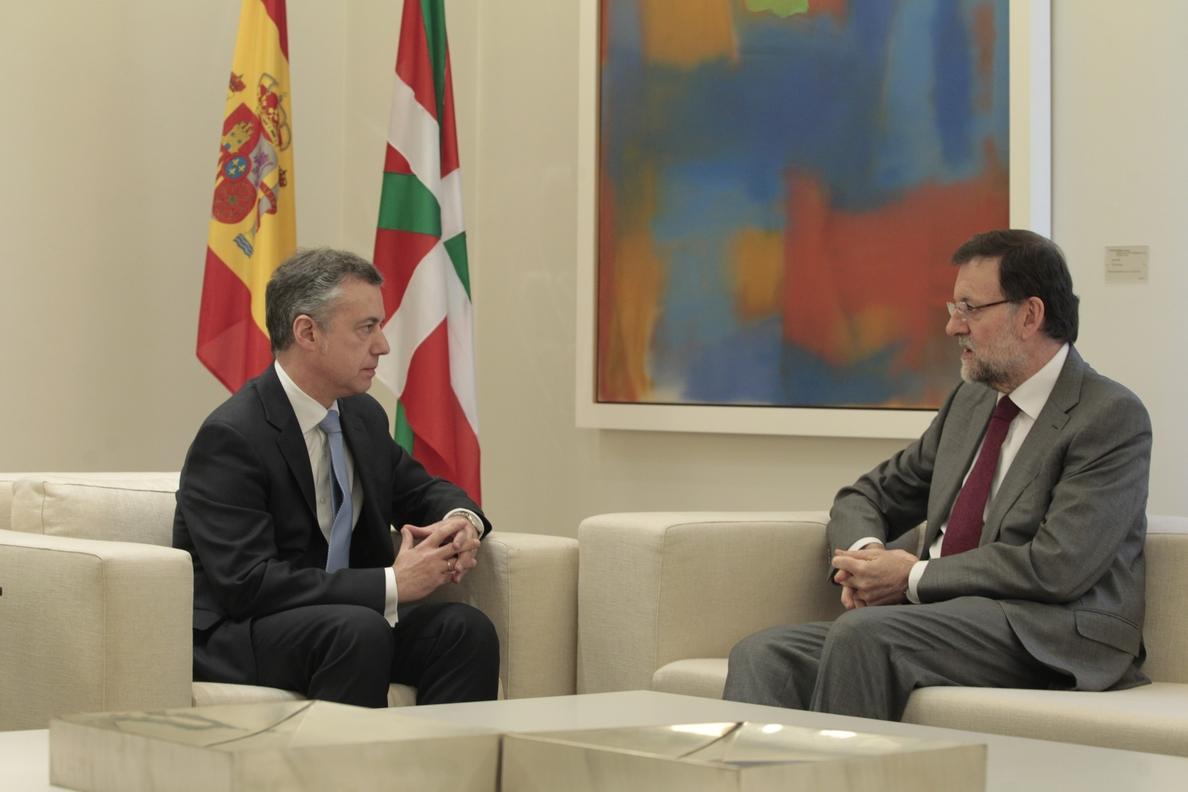El PNV traslada al Gobierno y al PP que se está pensando si apoya la moción de censura de Pedro Sánchez