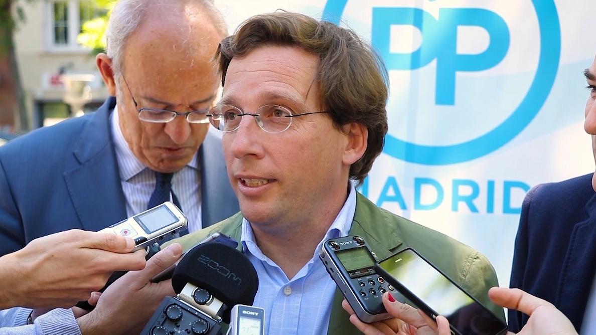 PP acudirá a Fiscalía como «último medio para destapar las red clientelar» del ayuntamiento de Madrid