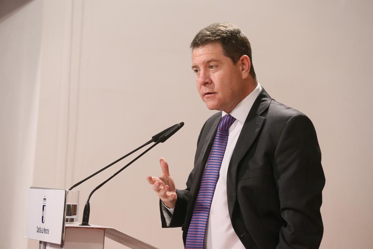 Page cree que aunque Sánchez gane la moción de censura debería haber elecciones generales «en cuestión de meses»