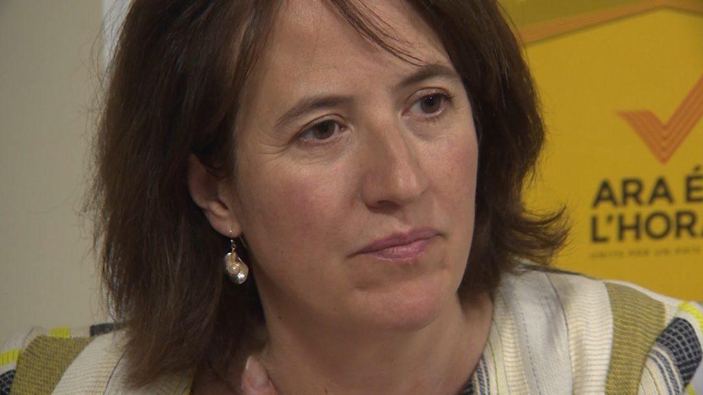Paluzie (ANC) ve «coherente» que PDeCAT y ERC voten contra Rajoy pero rechaza a Sánchez