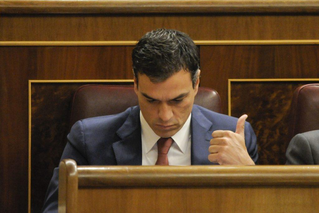 Pedro Sánchez ya ha recibido dos votos telemáticos a favor de su moción a 13 horas de que arranque el debate