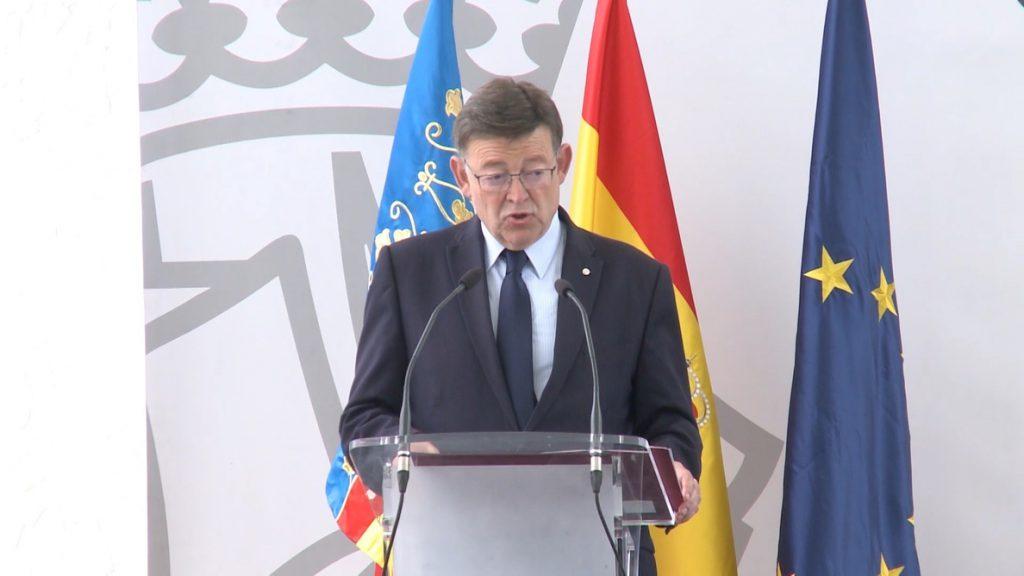 Puig defiende la moción de censura a Rajoy y niega que el PSOE haya alcanzado «ningún pacto con independentistas»