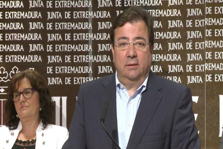 Vara, convencido de que Sánchez irá al debate de la moción de censura «con un compromiso de convocatoria de elecciones»