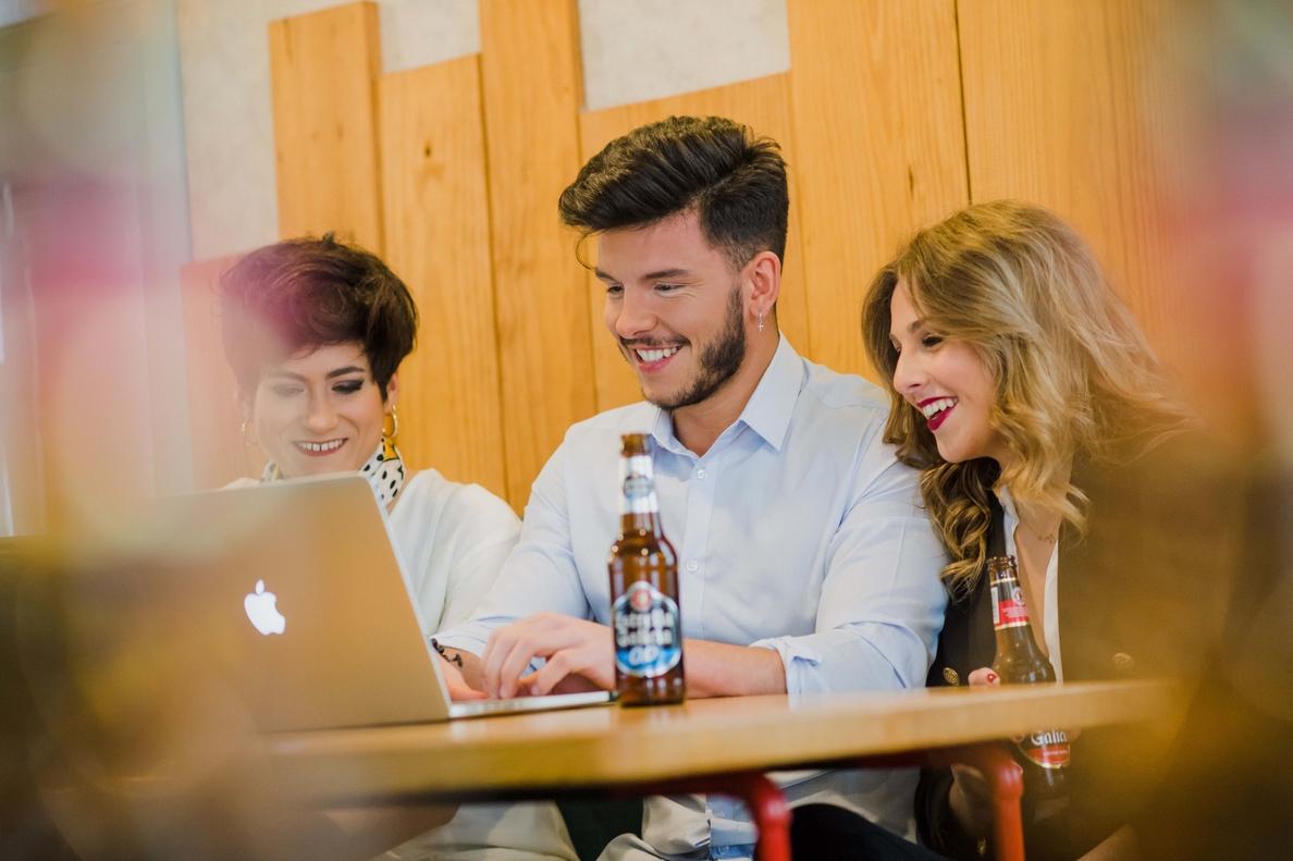 Estrella Galicia lanza un programa de emprendimiento colaborativo para apoyar »startups» innovadoras