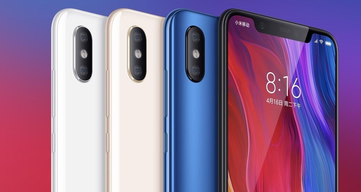 Xiaomi presenta su buque insignia, el smartphone Mi 8 con »notch» y el gama media Mi 8 SE