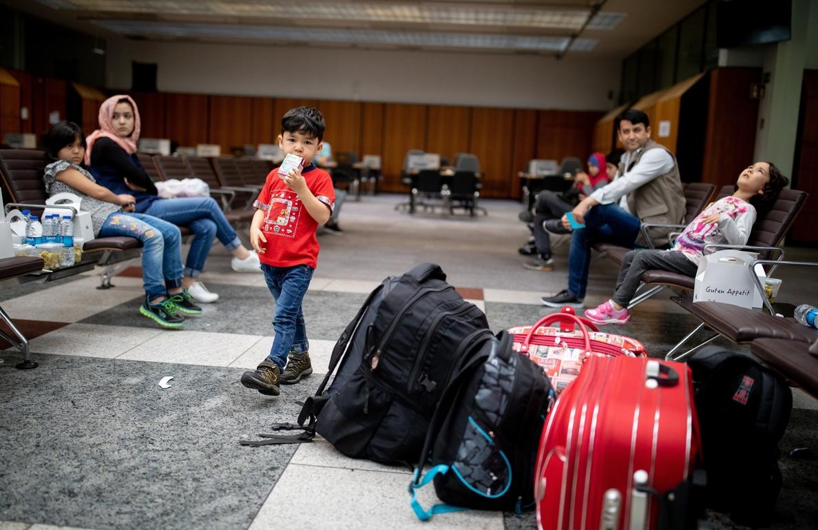 Uno de cada cuatro refugiados llegados a Alemania en 2015 tiene trabajo