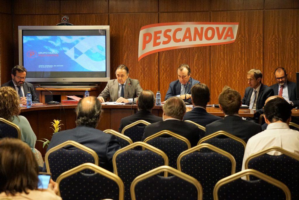 (AMP) Nueva Pescanova finalizará en 2019 la construcción del centro de I+D+i de Acuicultura Biomarine Center