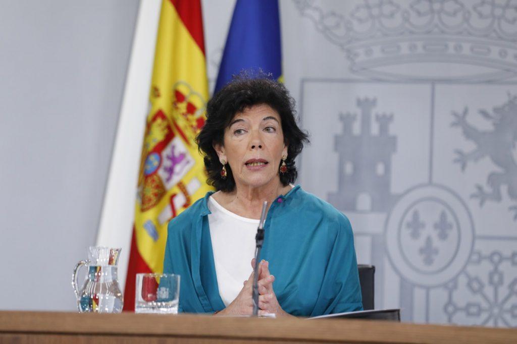 El Gobierno reitera que está determinado a exhumar a Franco «de forma rápida» pero estudia la fórmula jurídica