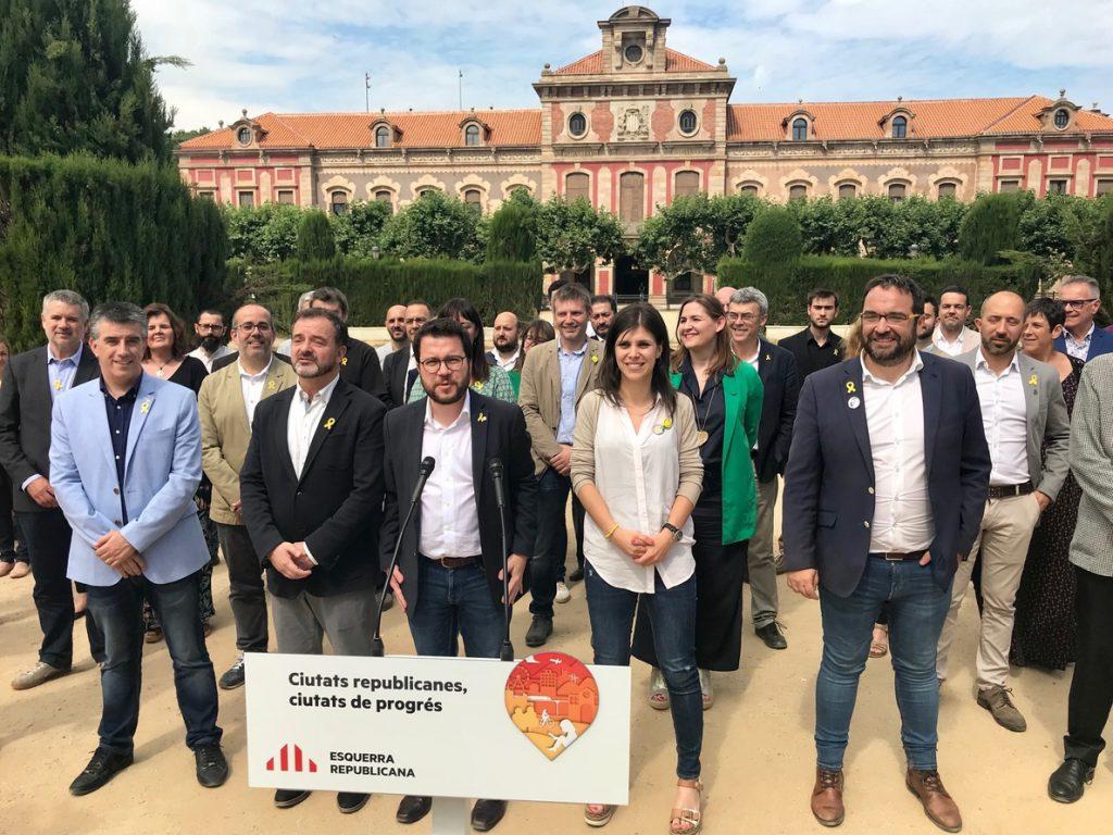 ERC celebra hoy su conferencia política con la unilateralidad a debate