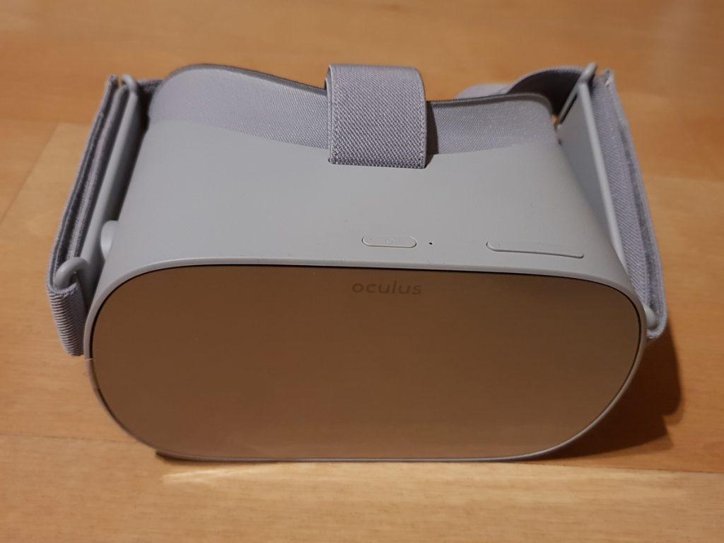 Oculus Go, realidad virtual accesible en un casco cómodo de usar