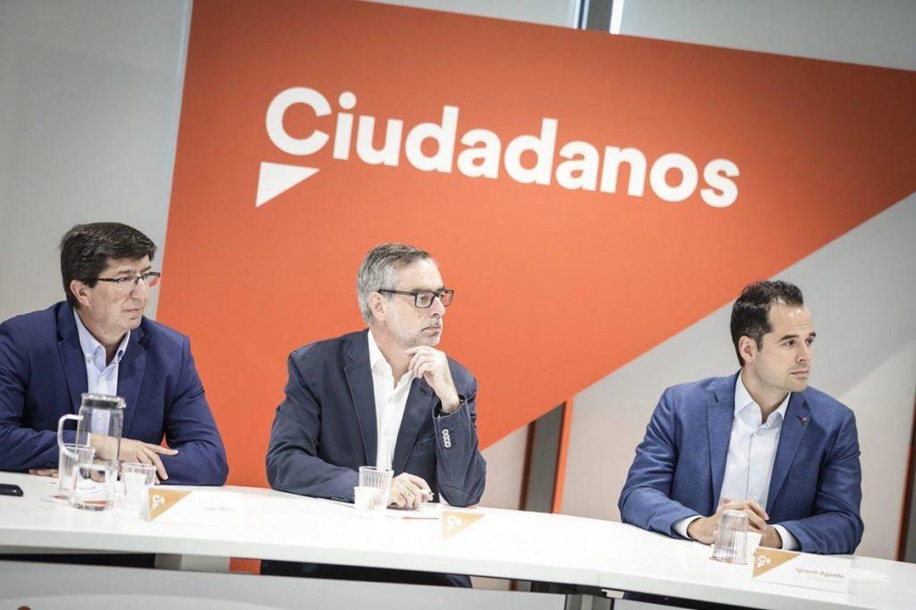 Cs espera que PSOE-A «cumpla» con la bajada de impuestos del acuerdo de investidura y apoye su moción de política fiscal