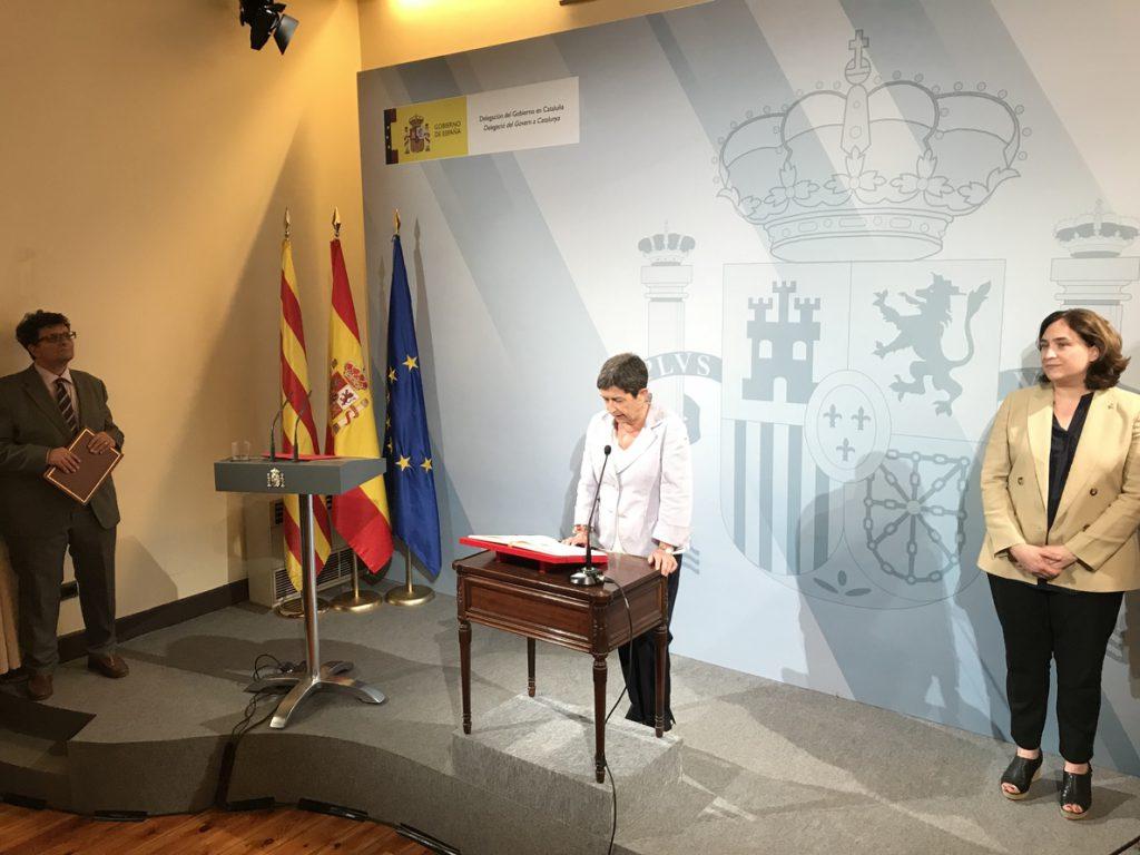 Cunillera insta al Govern a dialogar y a «buscar espacios de convivencia que están rotos»