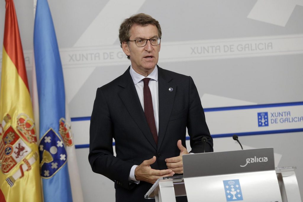 Feijóo se reunirá con el presidente de Portugal en una visita al país que comenzará este lunes