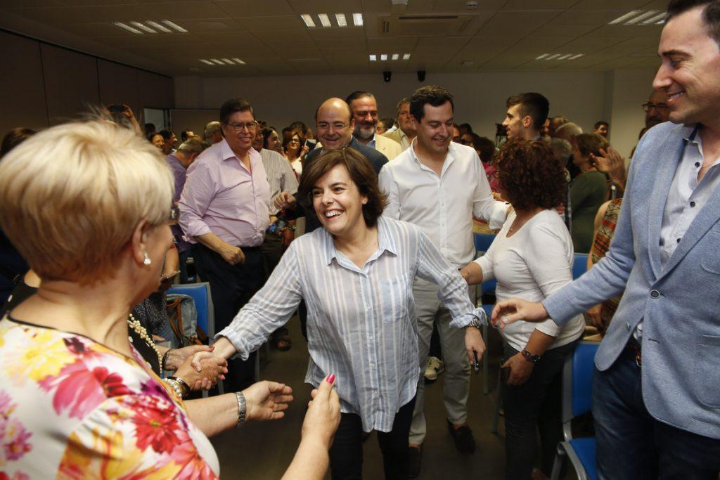 Santamaría: «A Pedro Sánchez le han dejado un Boeing 747 y en la vida se ha subido a una avioneta»