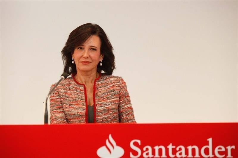 Santander admite que el proceso independentista de Cataluña podría afectar a su negocio