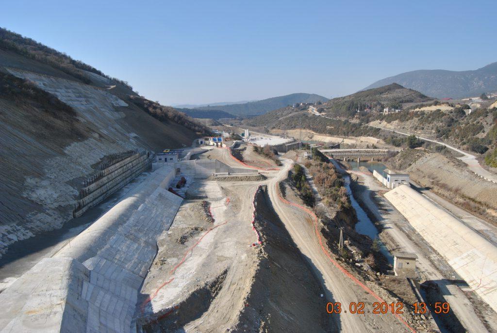 Unidos Podemos insta al Gobierno a detener las obras de la presa de Yesa hasta que un estudio garantice su seguridad