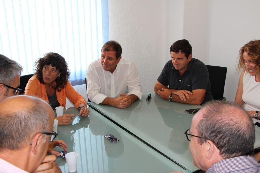 Balfegó pide ayuda al Govern para reconstruir su planta de L'Ametlla de Mar (Tarragona)