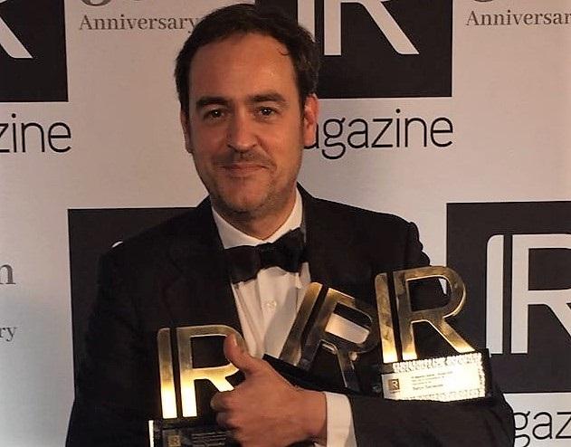Banco Santander recibe cinco premios IR Magazine Europe por la relación con sus inversores