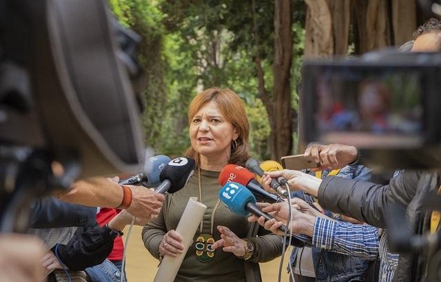 Bonig afirma que UDEF y Hacienda «constatan» presunta financiación irregular del PSPV cuando Puig «ya estaba en el PSOE»