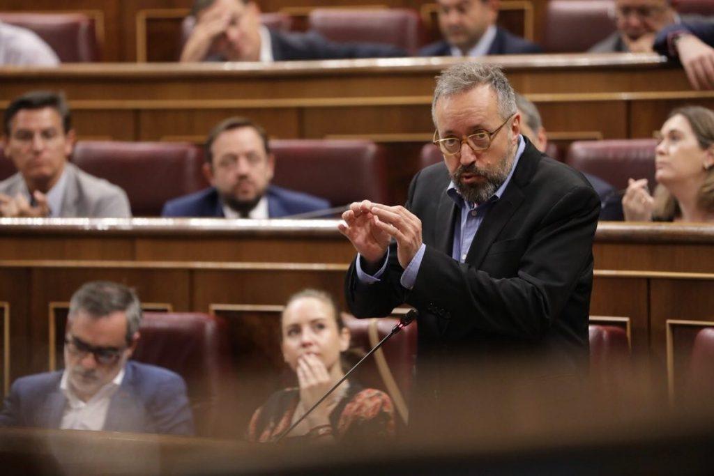 Cs teme la actuación de la consejera catalana de Justicia cuando los presos del procés lleguen a Cataluña