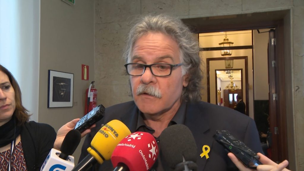 ERC ve «una vergüenza» que los presos por el proceso independentista no fueran trasladados antes a Cataluña