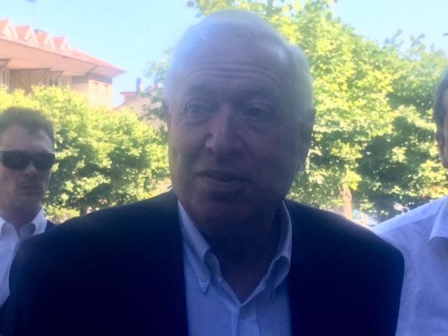 Margallo cree que el 'Govern' va a continuar el «pulso» con España y la internacionalización del 'procés'