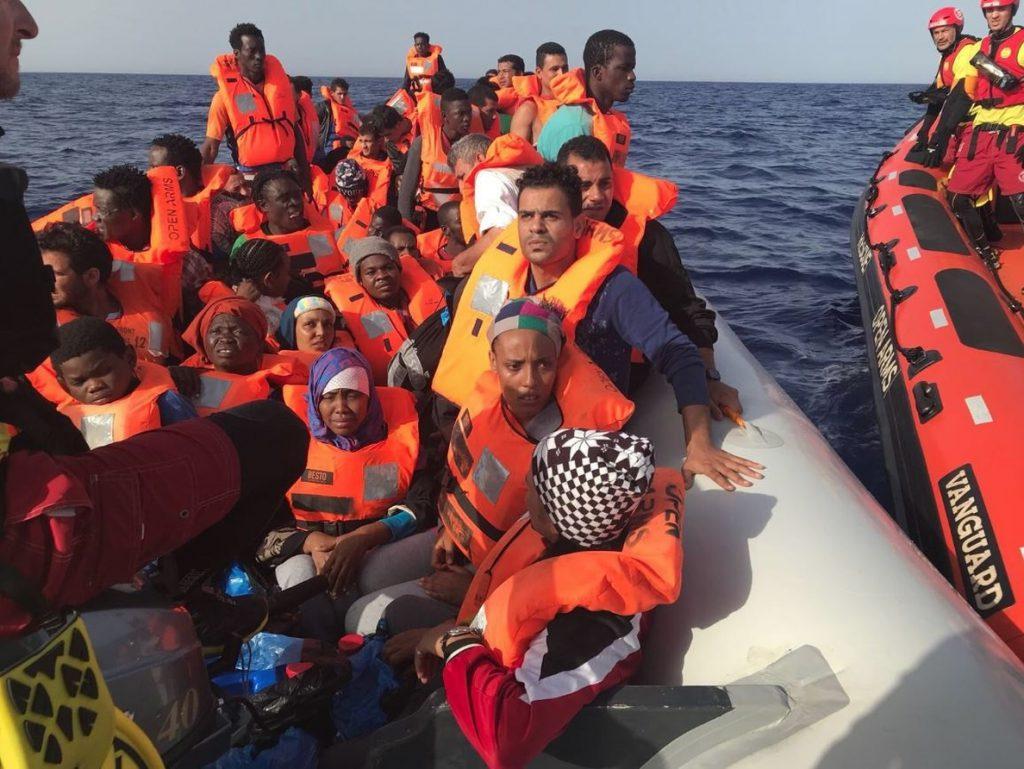 Continúa el goteo en el Mediterráneo: 200 personas han muerto este fin de semana