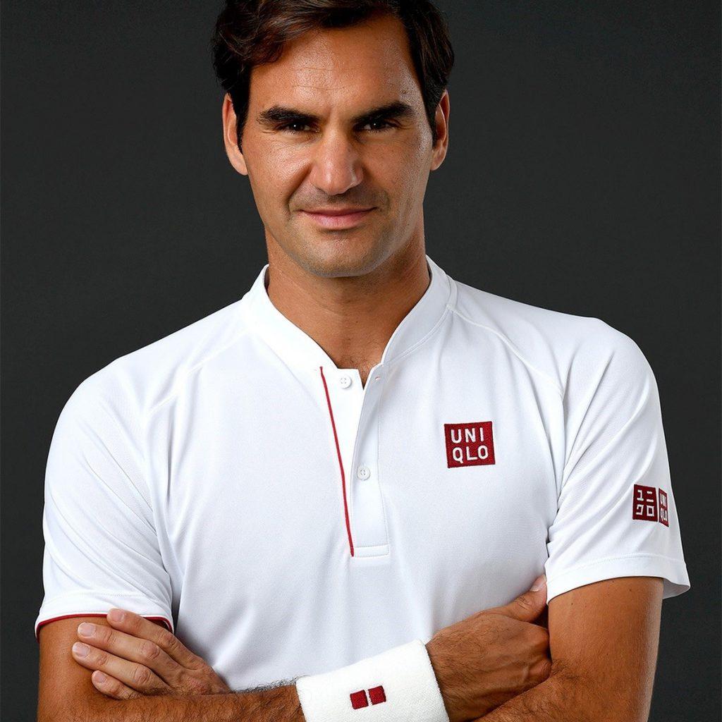 Roger Federer deja Nike tras 20 años y se convierte en el nuevo embajador de Uniqlo