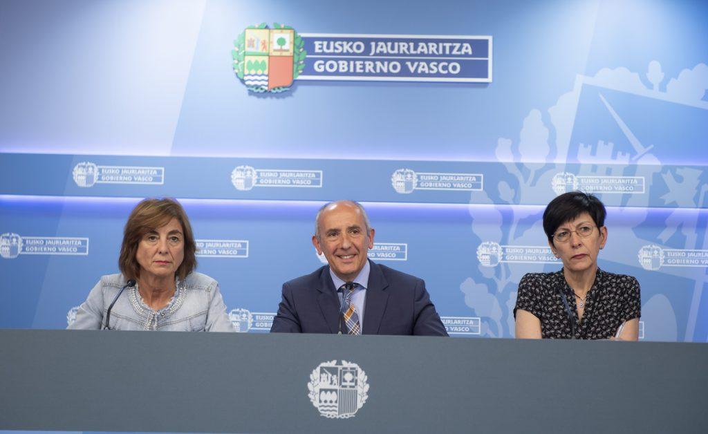 Gobierno Vasco destaca que acercar a presos catalanes o de ETA responde «sencillamente» a la aplicación de la ley