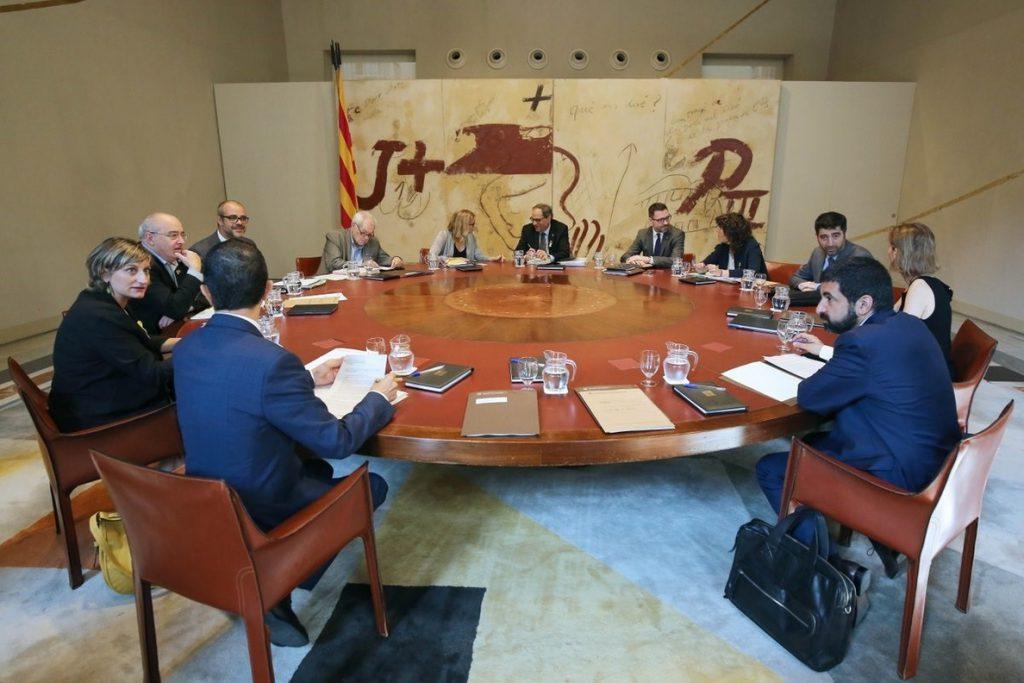 El Govern aplicará en dos semanas las prerrogativas a Puigdemont como expresidente