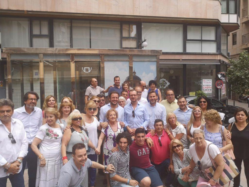 Maroto pide el voto para Casado para «pasar página» y optar por la «ilusión» y la «unidad» en el partido