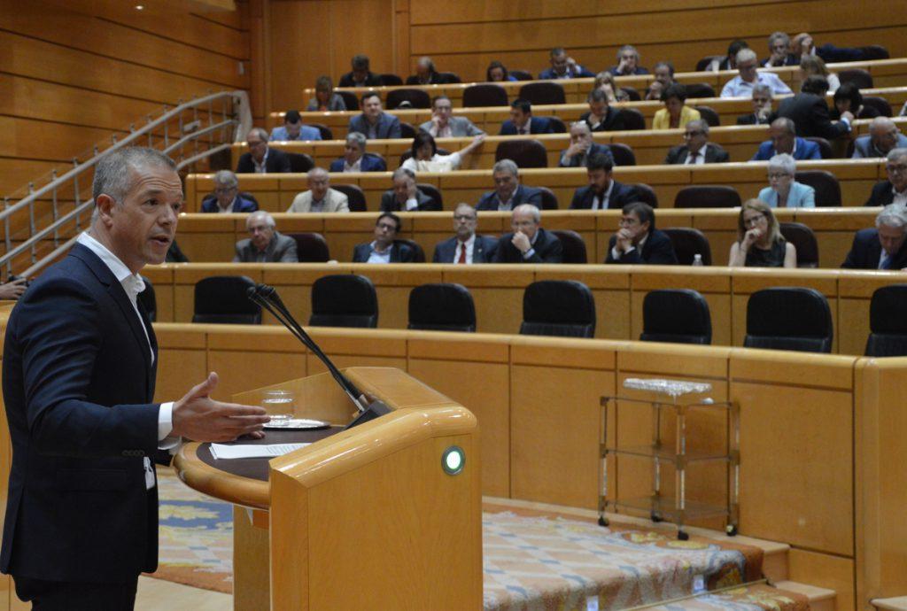 El PSOE pide «responsabilidad» a ERC sobre «el derecho a decidir» un cambio en RTVE y confía en que apoye el decreto