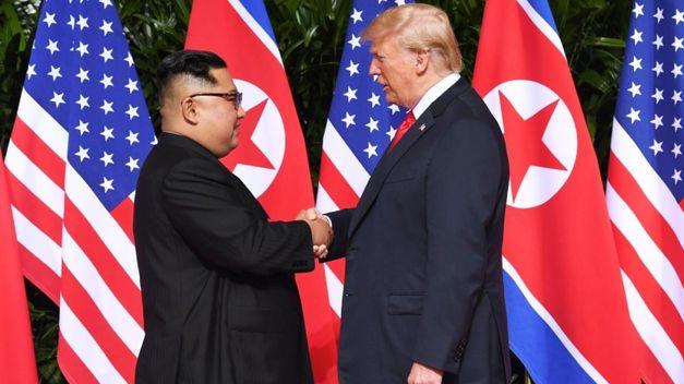 Trump: «Si no fuera por mí, ahora estaríamos en una guerra con Corea del Norte»