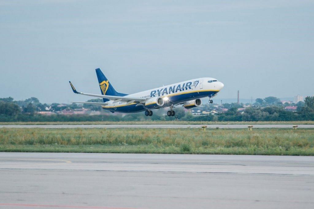 Ryanair dice que la huelga de pilotos en Irlanda solo afecta a un 7% de sus vuelos