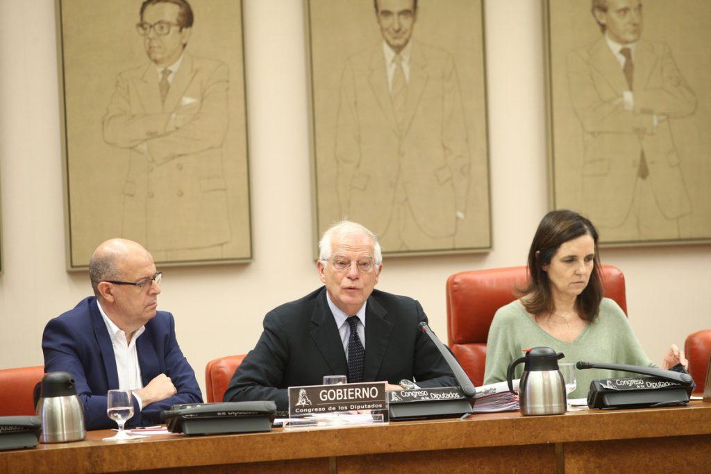 Borrell alentará el diálogo en Venezuela pero no prevé un «cambio radical» de política hacia este país