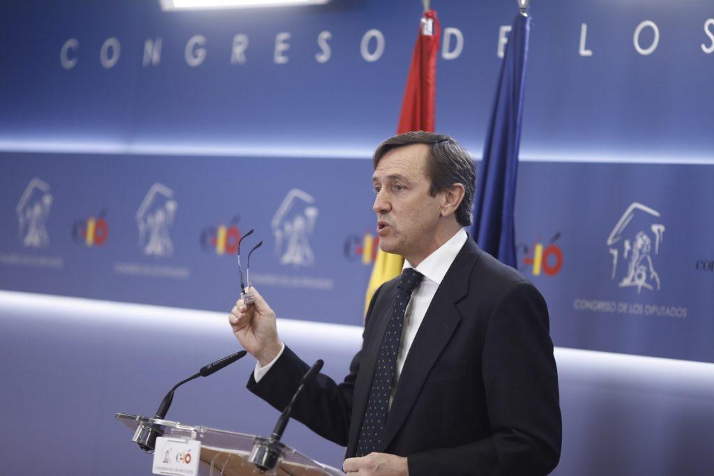 El PP exige la comparecencia de Pedro Sánchez en el Congreso que prometió el PSOE para la próxima semana