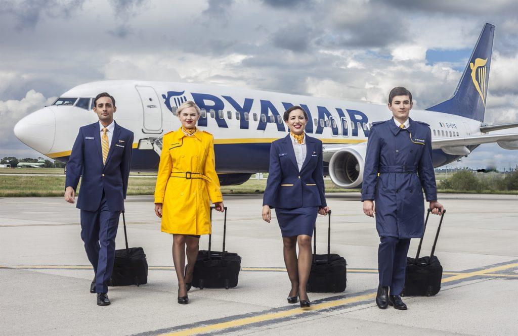 Los TCP de Ryanair planifican huelgas coordinadas este verano en cuatro países, entre ellos España