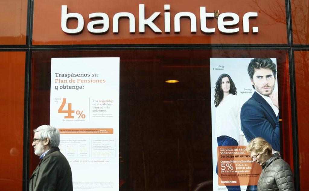 Bankinter, condenado a pagar 400.000 euros por vender productos de alto riesgo a clientes minoristas