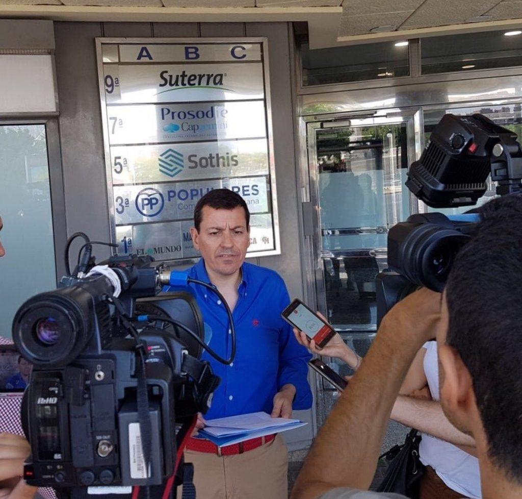 Bayo pide la nulidad del congreso por vulneración de plazos al transcurrir solo 30 días desde la convocatoria