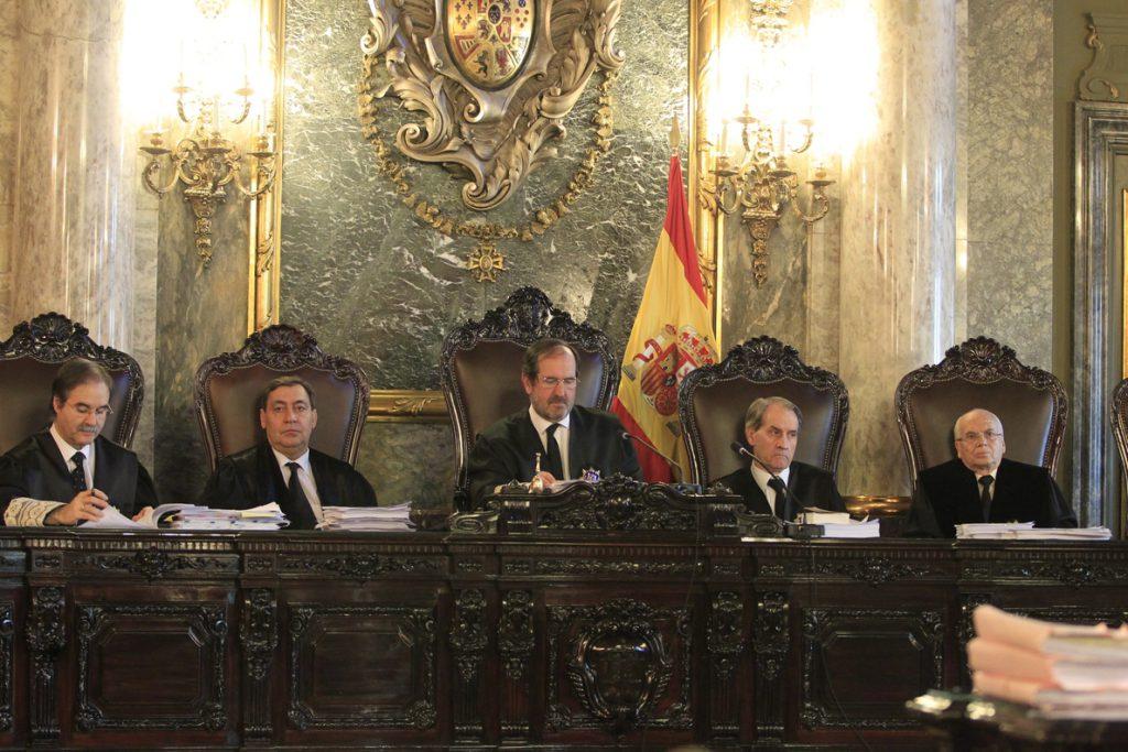 El CGPJ anuncia dos plazas de magistrado en la Sala Tercera del Tribunal Supremo