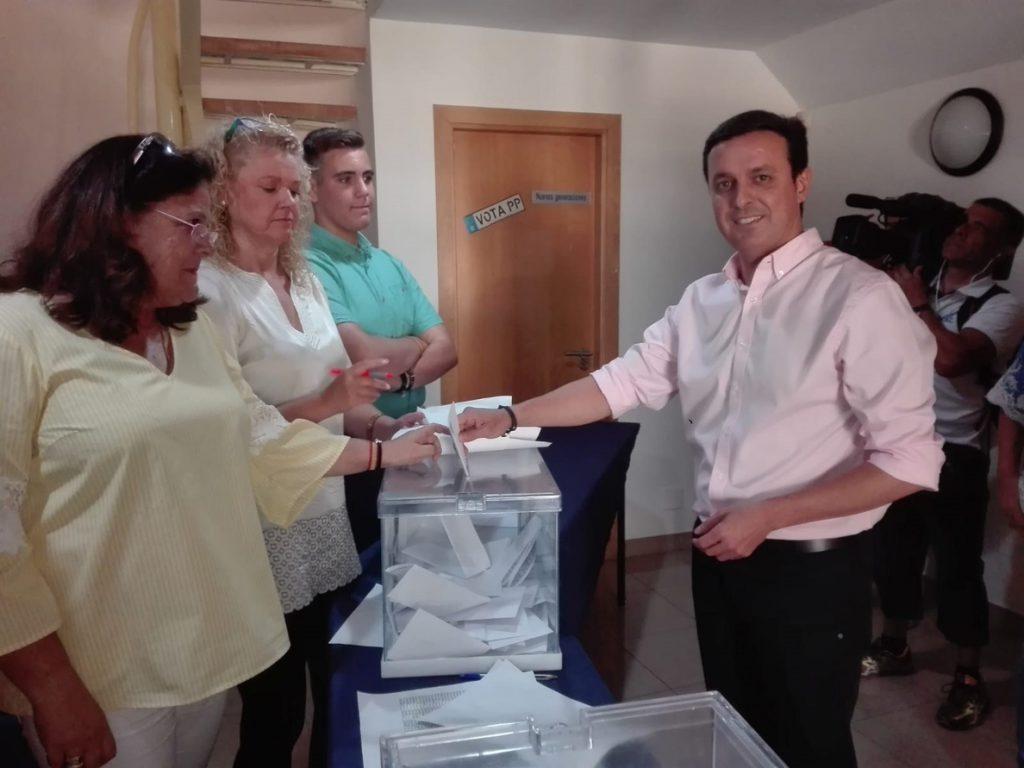 El PP de Almería apuesta por «una sola lista» entre los dos candidatos designados para ir al Congreso