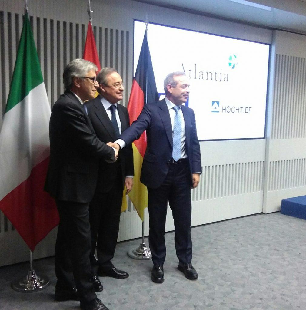 (AMP) ACS y Atlantia logran 'luz verde' de Bruselas para la toma conjunta de Abertis
