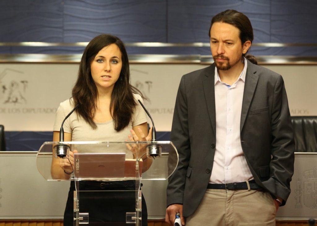 Belarra dice que Iglesias y Montero son difíciles de sustituir y apuesta por el «trabajo en equipo» en su ausencia