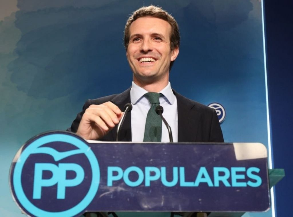 Casado se lanza a la segunda vuelta para ganar a Santamaría y dice que la «integración» llegará tras el congreso