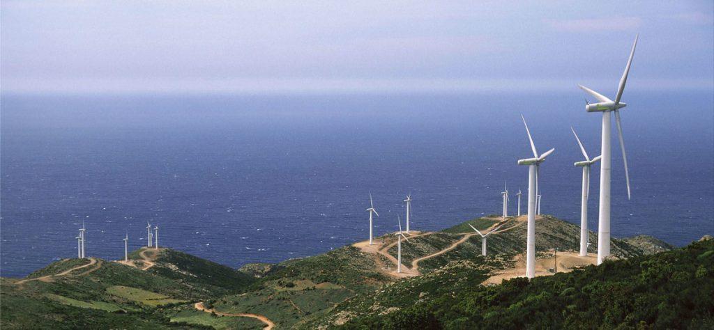 Iberdrola se adjudica la construcción de un parque eólico en Grecia de 16 MW de potencia instalada