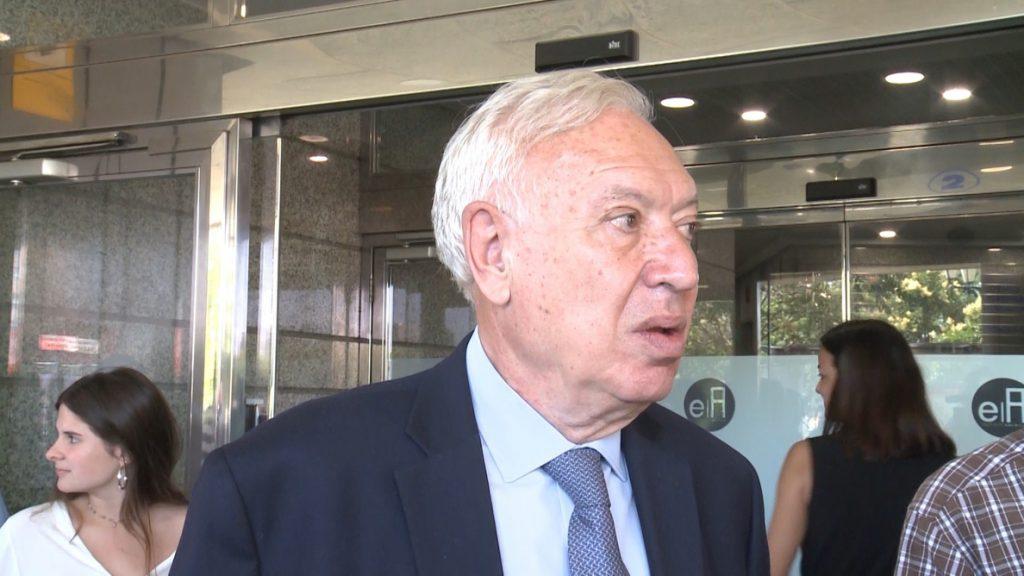 Margallo cree que la lista única que quiere Santamaría cerraría el congreso «en falso» y prevé «presiones» a Casado