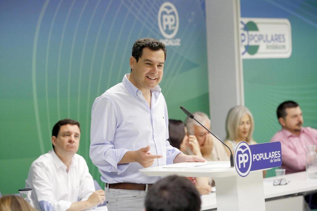 Moreno: «Voy a hacer todo lo que esté en mi mano para que haya una sola candidatura» en el congreso