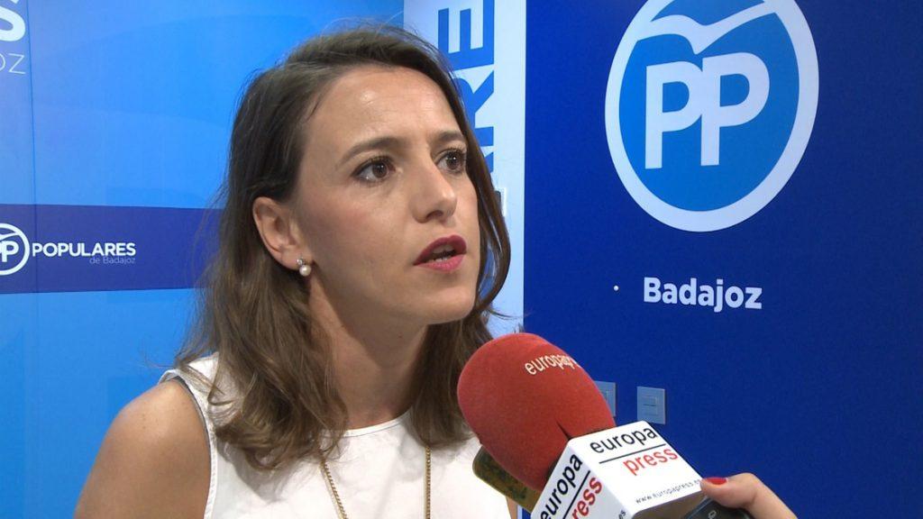 El PP extremeño pide diálogo entre Sáenz de Santamaría y Casado para salir del Congreso «unidos» y «reforzados»