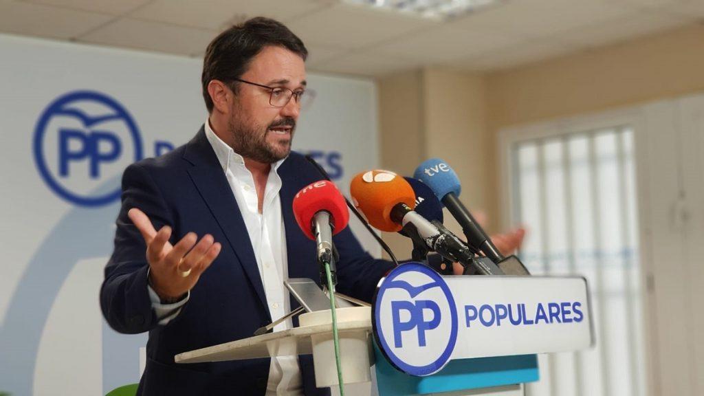 Presidente PP Canarias pide «generosidad» y reclama una candidatura única de consenso